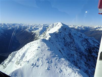 Flying to the South Island to hunt Tahr and Chamois in July